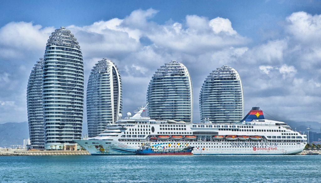 中国 旅行