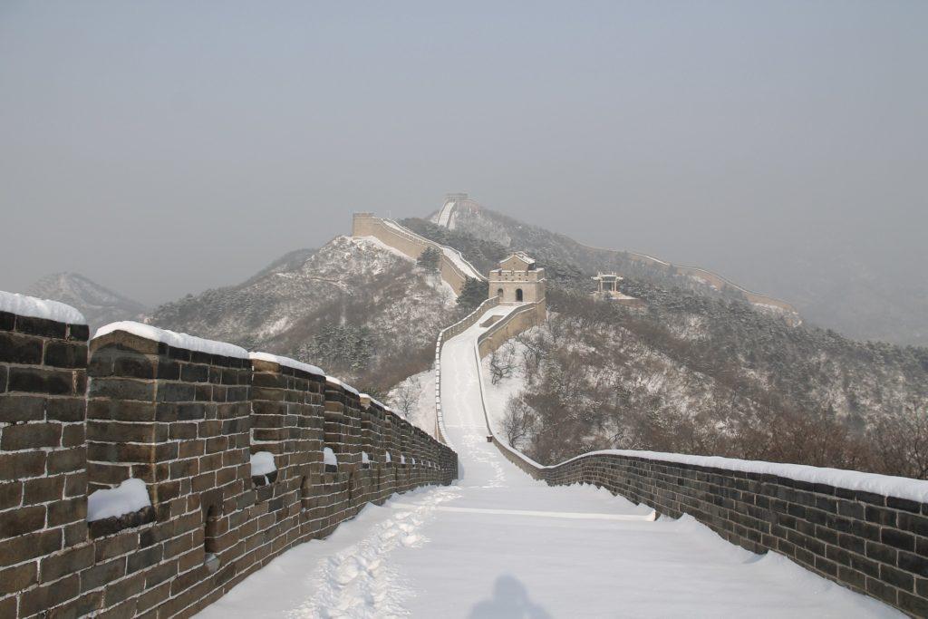 万里の長城 日数 北京 滞在時間